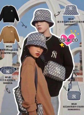 ❤️VS & CO❤️美國代購 MLB 洋基經典花紋款棒球帽版帽帽子漁夫帽