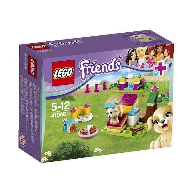 LEGO 樂高盒組 Friends 好朋友系列 41088 小狗訓練