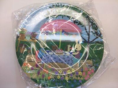 法國兔餐盤(日本帶回來)