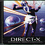 K - X-Wave a.k.a.DJ Miko - Direct X - 日版 - NEW