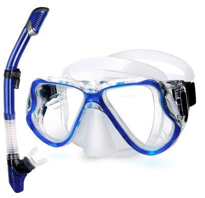 《FOS》日本 Zenoplige  浮潛面具 浮潛 面罩 潛水面罩 浮淺 泳鏡 游泳 夏天 2019新款 熱銷第一
