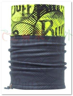 【BUFF】BF107896 西班牙 螢光 BUFF windstopper 防風抽繩領巾 多用帽頸圍魔術頭巾 新北市