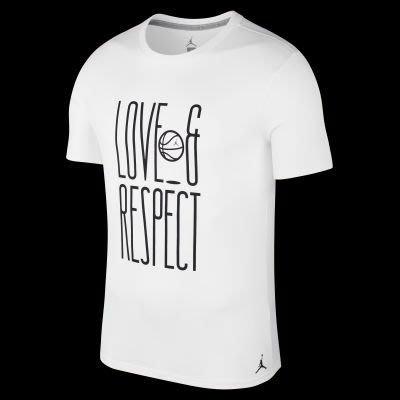 【任選3件  5%回饋】JORDAN LOVE & RESPECT 愛與敬意運動針織上衣 AQ4891-100/L號