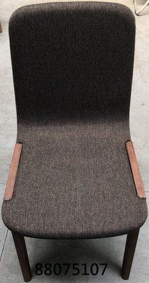 【弘旺二手家具生活館】零碼/庫存 胡桃布餐椅 閱讀椅 辦公椅 電腦椅 吧台椅 洽談椅-各式新舊/二手家具 生活家電買賣