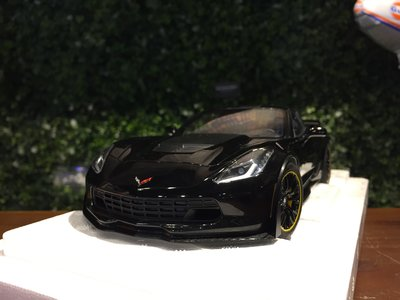 1/18 AUTOart Chevrolet Corvette C7 Z06 C7R Black 71257【MGM】