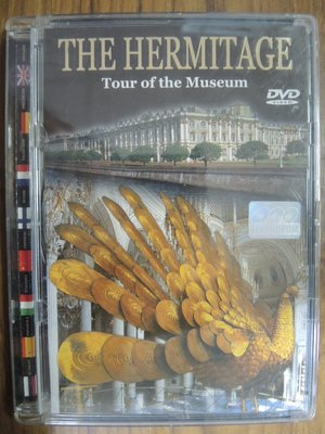 MWM◎【二手DVD】The Hermitage- Tour of The Museum