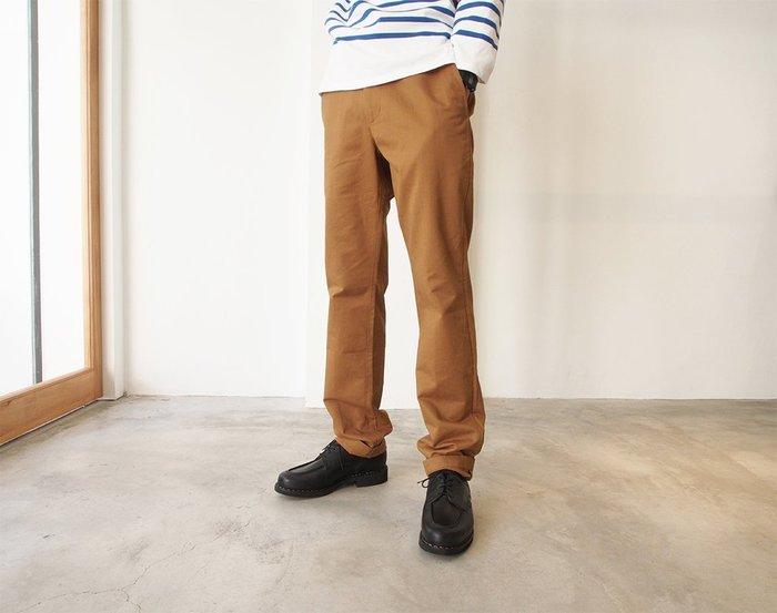 WaShiDa【1052】SATURDAYS NYC 美國品牌 JOHN CHINO 深駝色 休閒褲 現貨 SALE