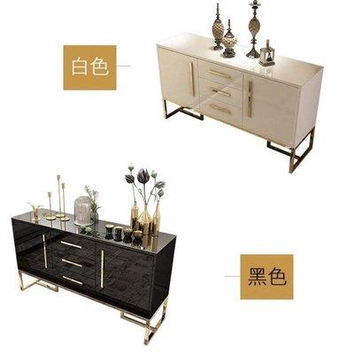 云途餐邊櫃現代簡約輕奢玄關櫃后現代餐櫃...