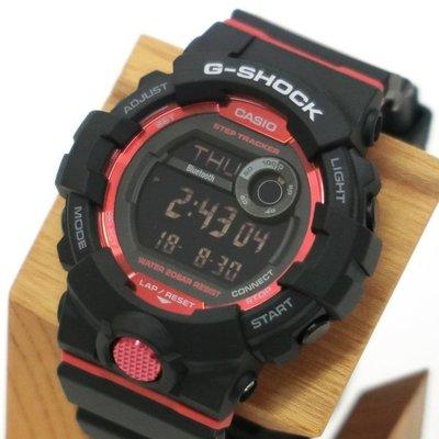 CASIO G-SHOCK G-SQUAD SERIES GBD-800-1 黑色 GSHOCK GBD800 GSQUAD