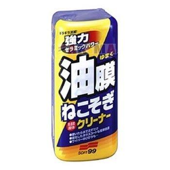 soft99新連根拔除清潔劑(水性)