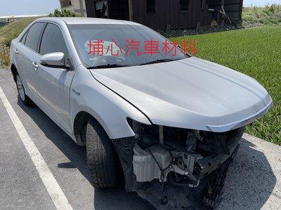 埔心汽車材料 報廢車 豐田 TOYOTA CAMRY 2.5 HV油電 2014 零件車 拆賣