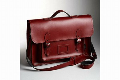 英國 倫敦空運 Men Oxblood Satchel with Backpack Straps16 牛津包 $6980