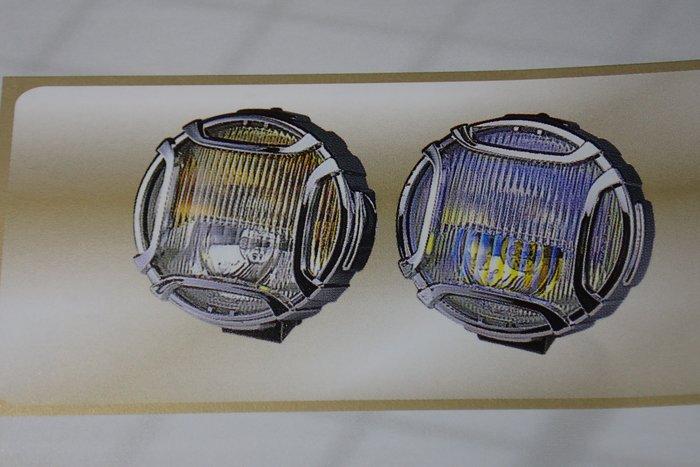 DJD180929177 各車系通用型霧燈 TOYOTA MAZDA BENZ BMW HONDA NISSAN 霧燈