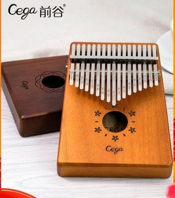 小花花精貨店-卡林巴拇指琴卡靈巴初學者kalimba手指琴卡巴林不用學就會的樂器#拇指琴