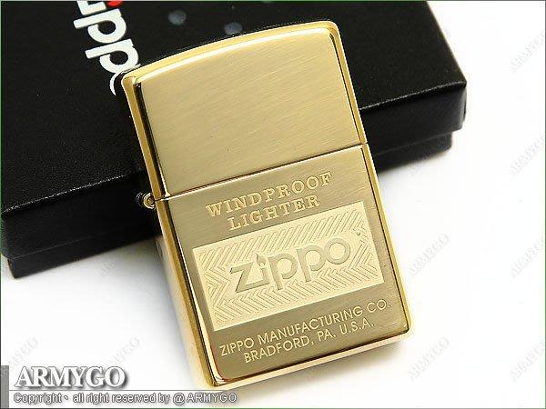 【ARMYGO】ZIPPO原廠打火機-NO.28145