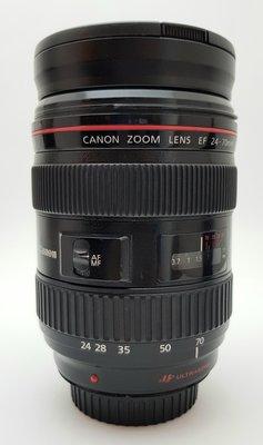 @佳鑫相機@(中古託售品)CANON EF 24-70mmF2.8 L USM 一代 大三元