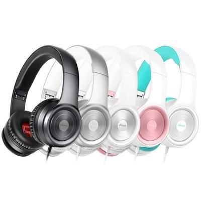 PICUN/品存 C18耳機頭戴式 音樂重低音有線帶麥手機電腦游戲耳麥全