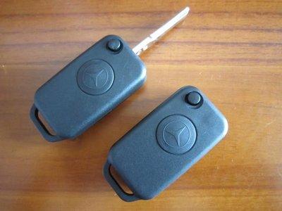 【高雄金鴻汽車晶片鑰匙】賓士-(BENZ)紅外線鑰匙*複製*維修*換殼 W140.163.168.202.210/R170