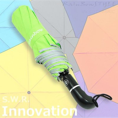 【洋傘職人】RB-SWR -48吋大型機能潑水自動傘 (綠) / 雨傘防風傘大傘抗UV傘陽傘洋傘防潑水傘撥水傘 (免運)