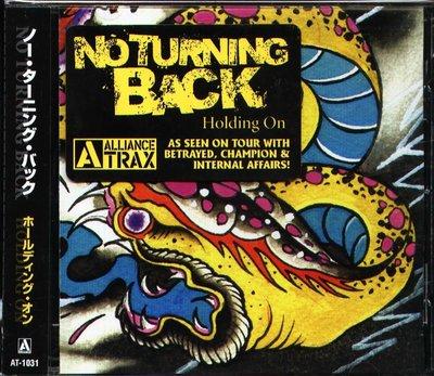 八八 - No Turning Back - Holding On - 日版 CD+3BONUS