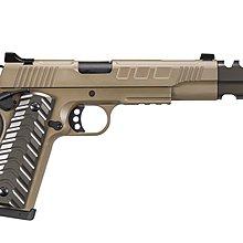 FunnyGUN ~現貨 KJ KP16 全金屬 CNC切割成型 瓦斯槍 滑套可動 沙色+握把金屬鈦色KJGSKP16T