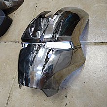 1:1 Ironman mk2 金屬 面罩 鋁合金 面具 頭盔 cosplay 復仇者 Avangers