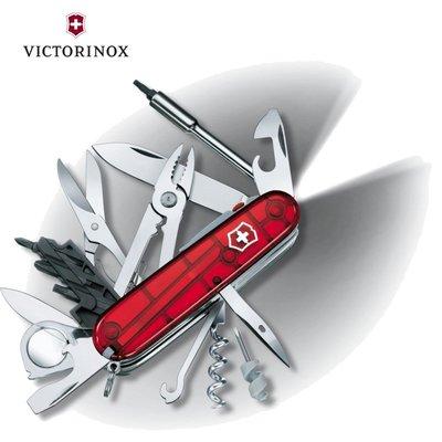 瑞士維氏 Victorinox 34用 瑞士刀 CyberTool Lite 1.7925.T 53969 紅色