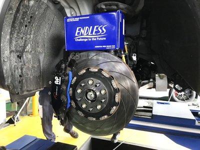 CS車宮車業 ENDLESS 公司貨  AP CP9560卡鉗用 前煞車來令片 前煞車皮