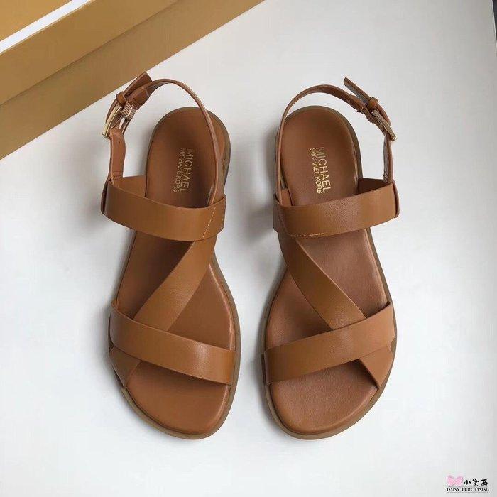 【小黛西歐美代購】MICHAEL KORS MK 2019款 涼鞋 休閒鞋款1  時尚奢華 美國代購