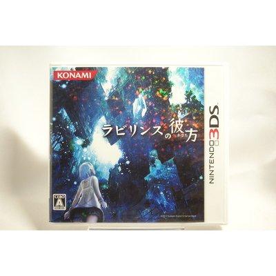 [耀西]二手 純日版 任天堂 3DS N3DS 迷宮的彼方