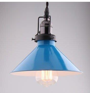{美學}設計師款R復古LOFT工業LE科克蘭吊燈Q8010 小號MX-2113