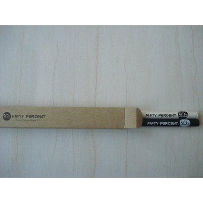 50% FIFTY PERCENT 鉛筆(2枝25元)