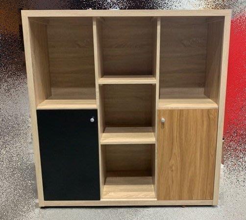 台中二手家具買賣 推薦 樂居中古傢俱買賣 YS831CD*全新米奇2門置物櫃 書櫃 高低櫃*櫥櫃 客廳桌椅沙發 茶几餐桌