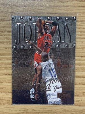 98-99 Metal ~ Michael Jordan
