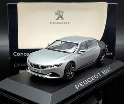 【M.A.S.H】[現貨特價] 原廠 Norev 1/43 Peugeot Exalt Concept Car 2014