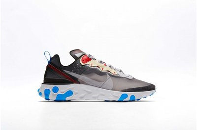 現貨 - Nike React Element 87 藍 AQ1090-003