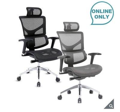 Ergoking全功能網布人體工學椅 好市多代購