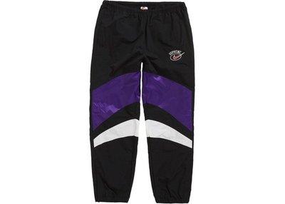 「Rush Kingdom」Supreme Nike Warm Up Pant Purple 長褲