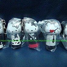 Hello Kitty 手電筒轉蛋全5種(全新,已經沒電)