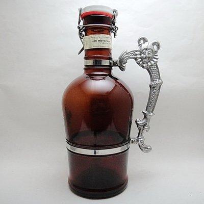 小 西 洋 ☪ ¸¸.•*´¯` 德國製Ueli Bier二公升啤酒壺/開水壺-2