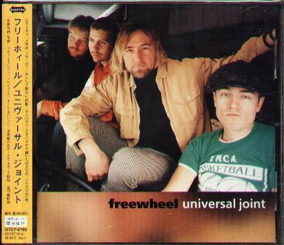K - Freewheel - Universal Joint - 日版 +1BONUS