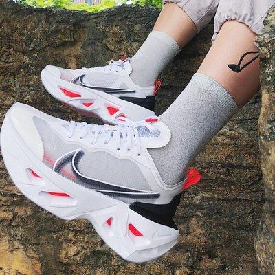 Nike Zoom x Vista Grind 白紅 厚底鞋 增高鞋 BQ4800-100