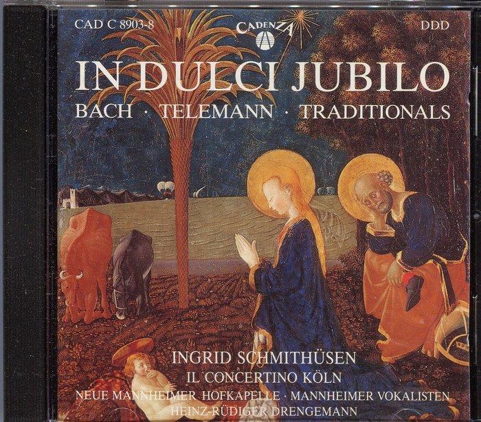 【塵封音樂盒】In Dulci Jubilo