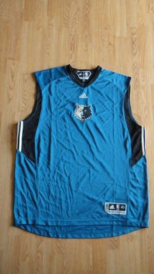 NBA Minnesota Timberwolves #3 Game Issued Jersey  Size:XLT
