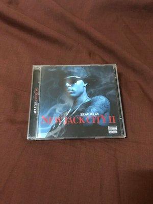 【低價直購  】【 絕版 CD 】 BOW WOW ~ NEW JACK CITY II 嘻哈 饒舌 CD + DVD