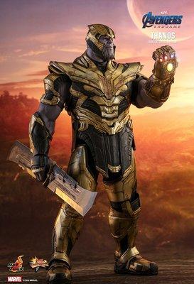 售已可取貨會員訂單1張(1/4)Hottoys Avengers Endgame Thanos (MMS529) Hot Toys 滅霸