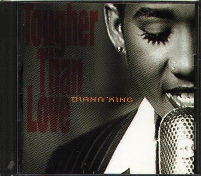K - Diana King - Tougher Than Love - 日版 CD+2BONUS