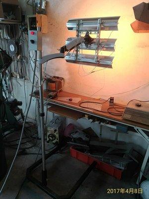 快速紅外線燈管組 可移動 0919011340
