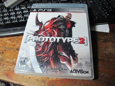 美版 SONY PS3 原型兵器 2 PROTOTYPE 2 Radnet Edition