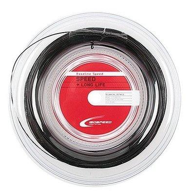 【威盛國際】 ISOSPEED 網球線 Baseline 圓硬線 200米大捲 / 奧地利製